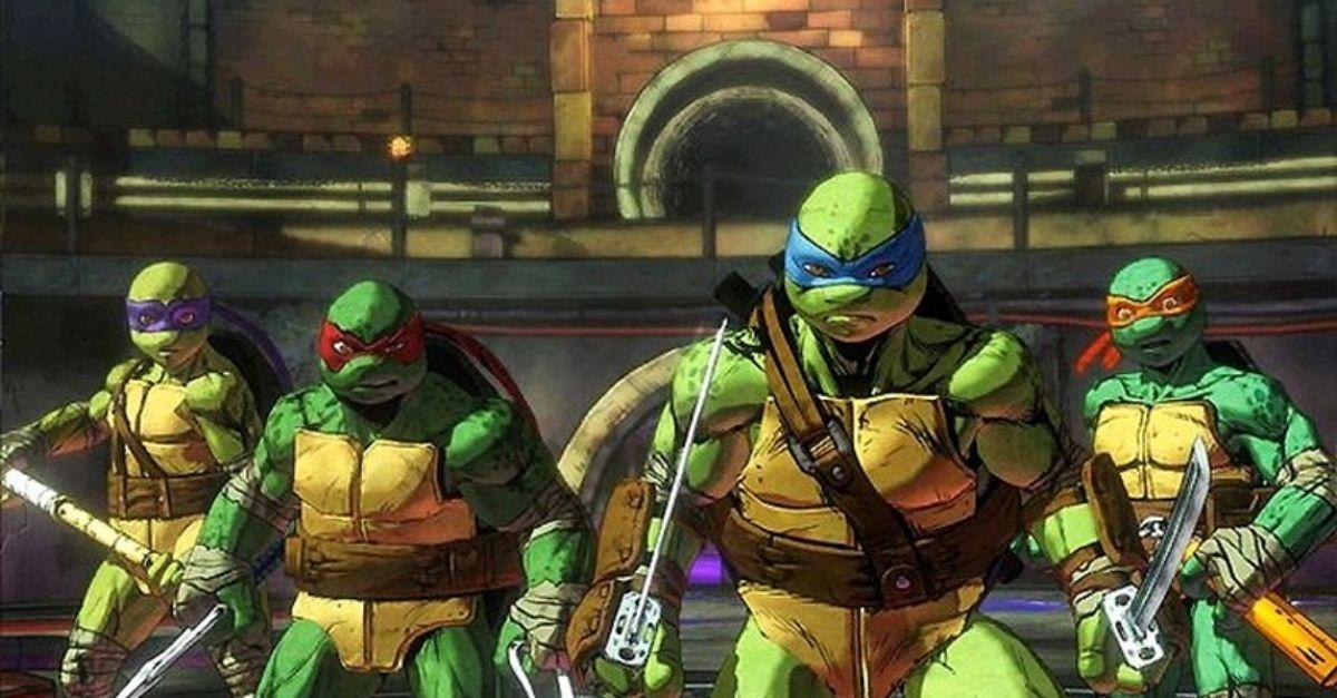 tartarugas ninja reboot