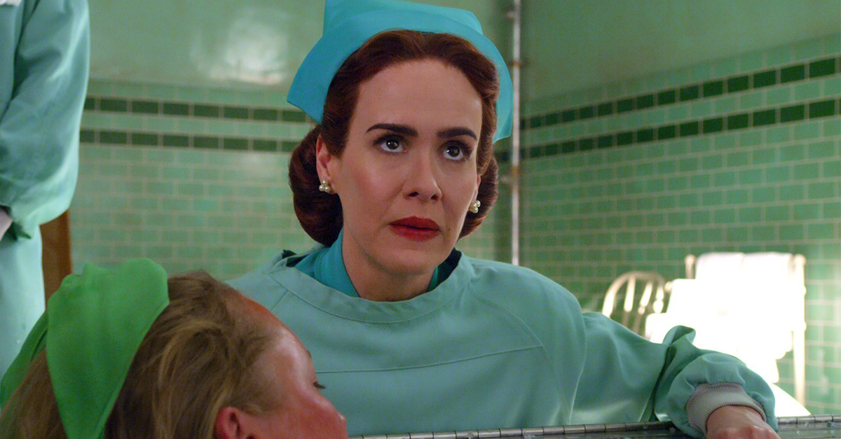 Mildred Ratched Sarah Paulson