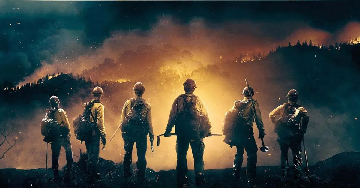 homens de coragem tela quente