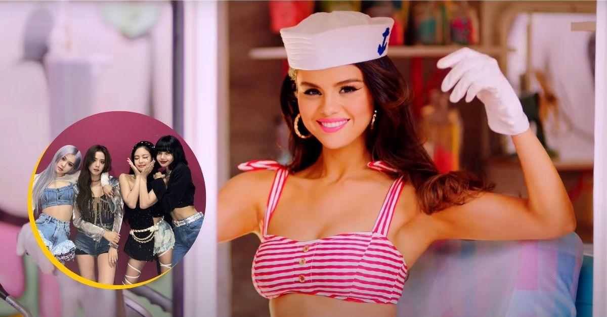 Blackpink ft. Selena Gomez Ice Cream