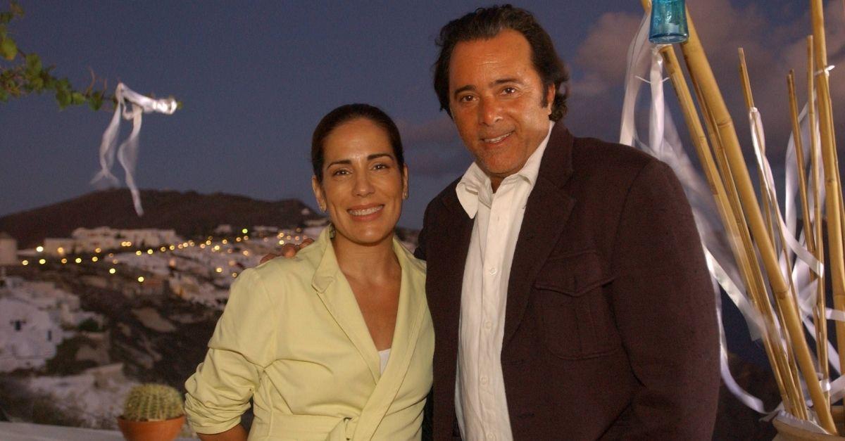 Gloria Pires e Tony Ramos