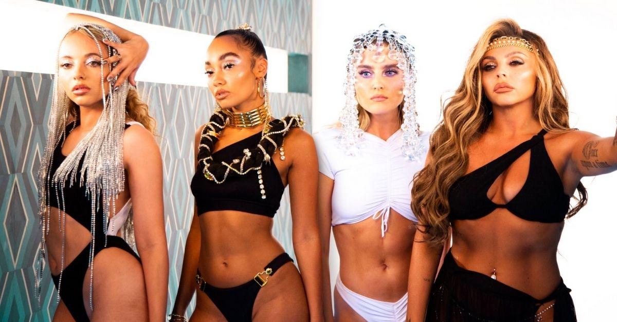 Little Mix Holiday Videoclipe