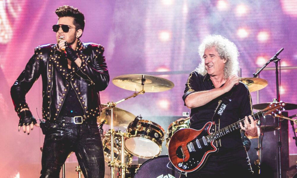 QUEEN ADAM ROCK IN RIO 2021