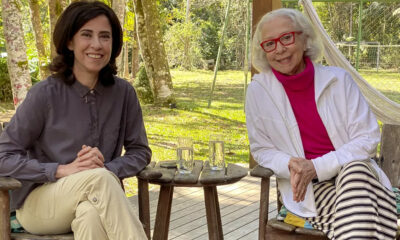 AMOR E SORTE Fernanda Montenegro e Fernanda Torres