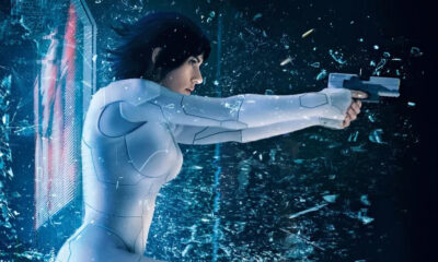 A Vigilante do Amanha Ghost in the Shell Scarlett Johansson