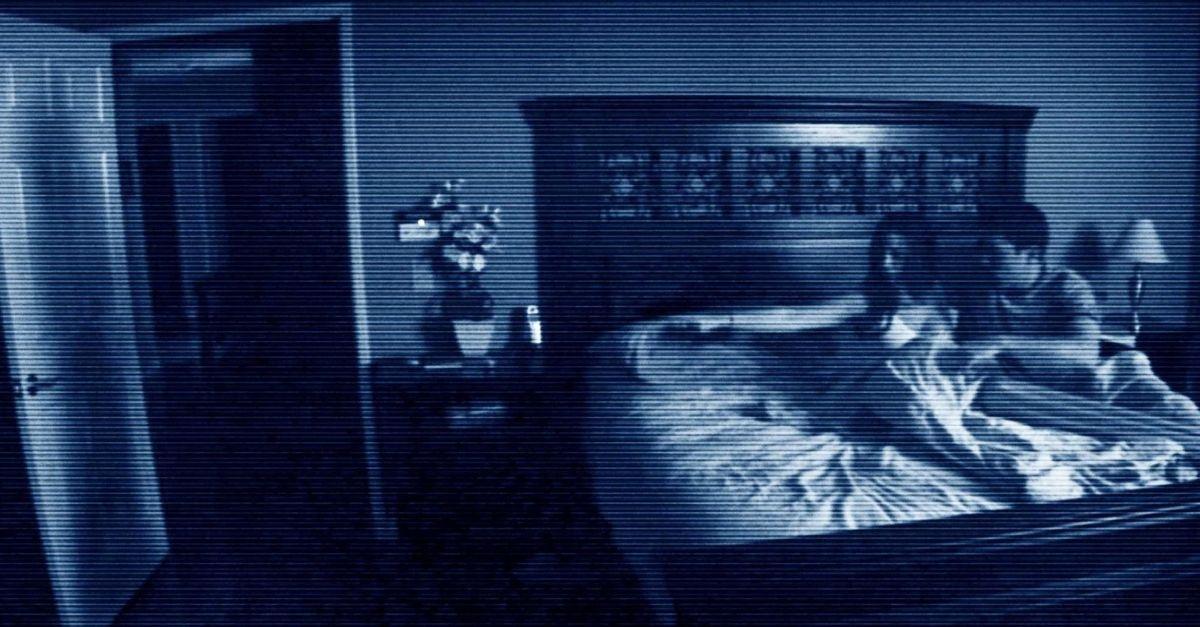 atividade paranormal 2007