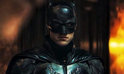 the batman pattinson