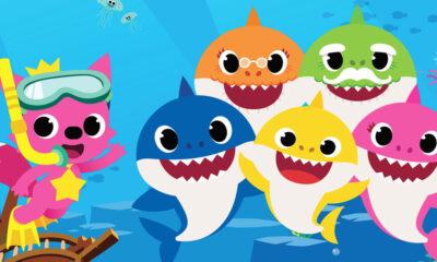 BABY SHARK DANCE